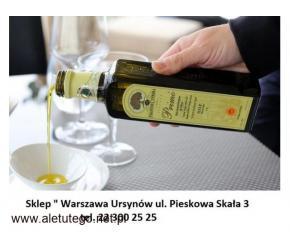 Sklep Oliwa z oliwek Extra Vergin Frantoi Cutrera Primo