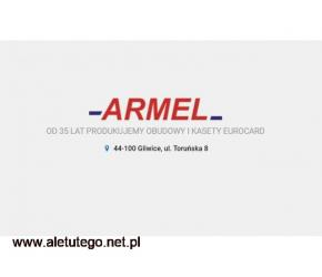 Armel - producent obudów metalowych
